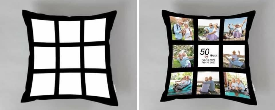 Friends theme pillow